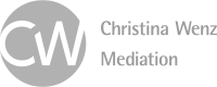 Christina Wenz Mediation - Logo
